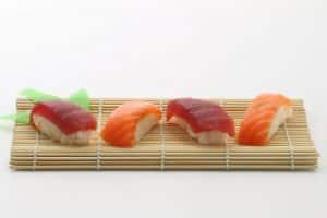 Sushis et poissons crus: risques de parasites?