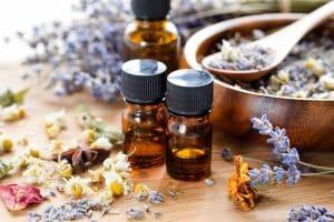 Les huiles essentielles pour plus de bien-être