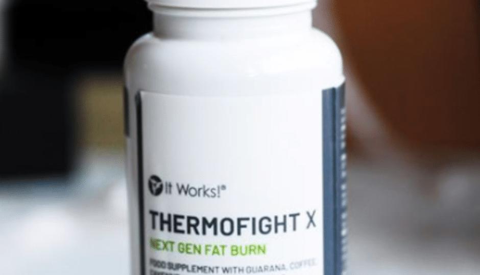 Le thermofight x: est-ce efficace pour maigrir?