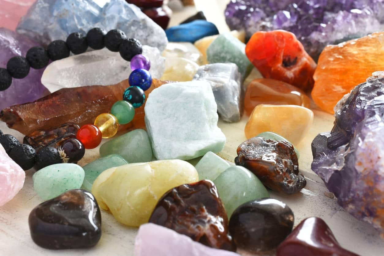 bracelets en pierres natuelles