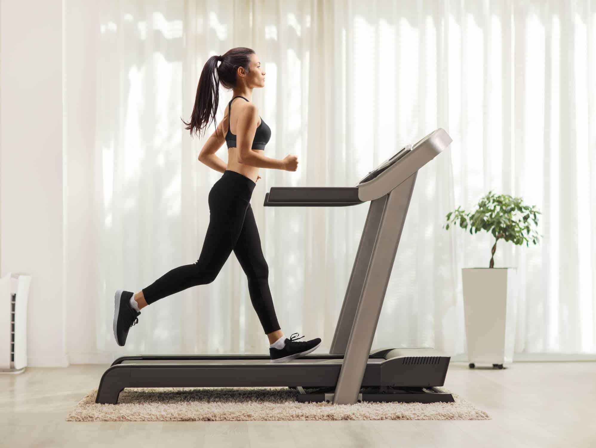 sport femme cellulite